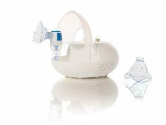 Nebulizator Cu Compresor Isineb - Sistem Inovativ De Directionare A Particulei De Aerosol